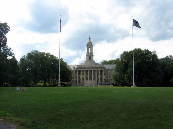 Penn State University Optigo Networks Visual BACnet