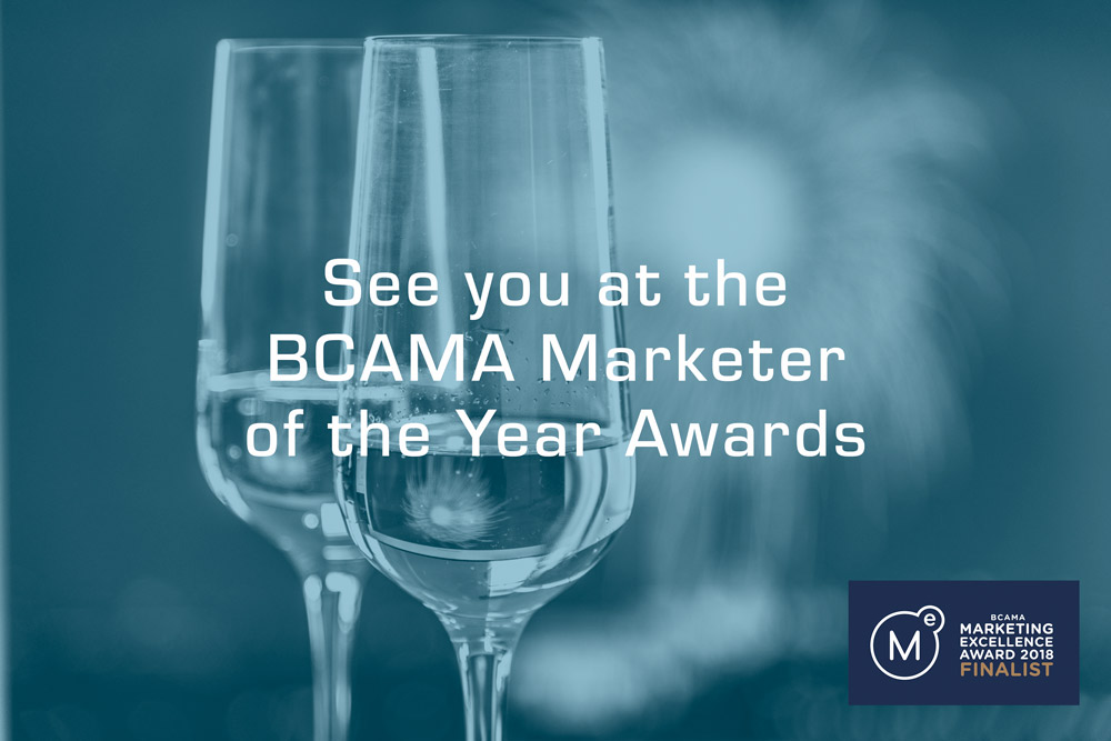 BCAMA Marketing Excellence Award Optigo Networks