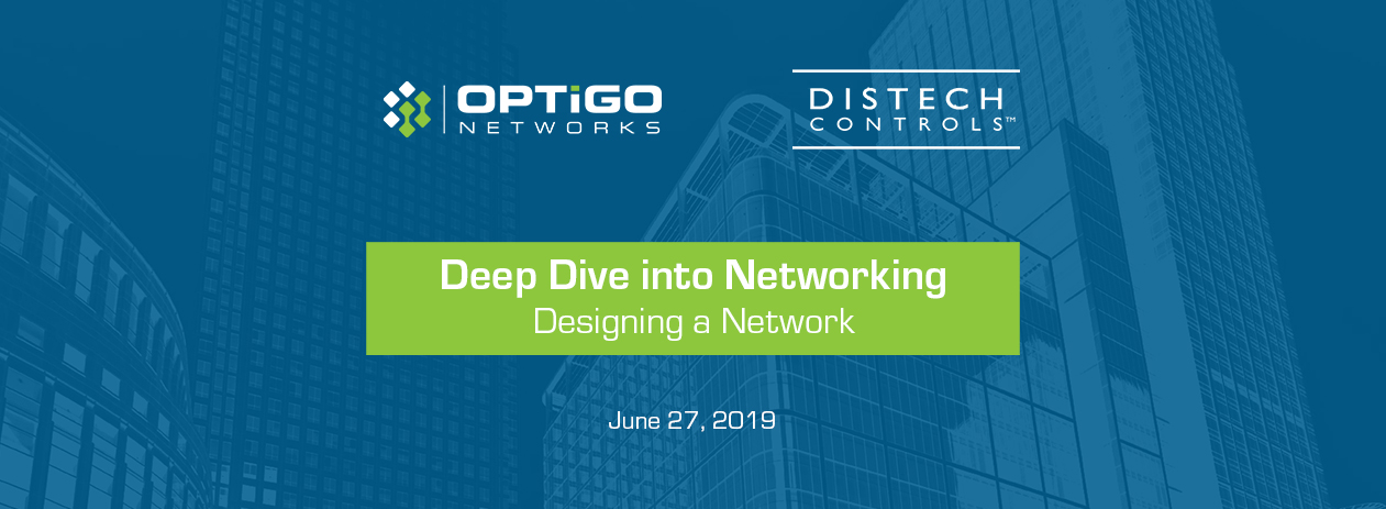 Deep Dive into IT Networking Designing a Network