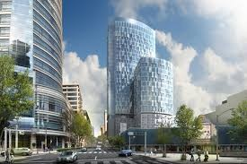 Torre Diana Class A Office Building in Mexico City