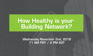 How Healthy is your Building Network_square